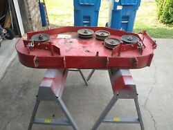 Exmark Mower Deck 48 Red Commerical Deck