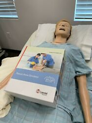 Laerdal Rescue Anne Simulator Doll Used Excellent Condition Medical Equipment