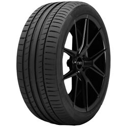 4-225/45r18 Continental Sport Contact 5 91y Tires