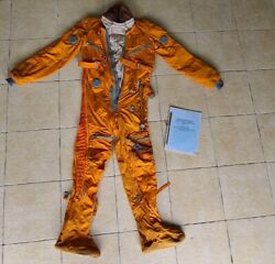 Retired Russia Air Force Mig-29 Fighter Pilot Flying Suit B3k-4-15