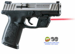 Armalaser Tr31 Sandw Sd9ve And Sd40ve Red Laser W/ Grip Touch Activation