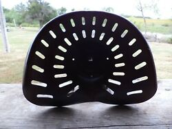 Vintage Very Rare Emerson Tractor Seat 13x18 Lot 21-52-20 Great Shape Implement
