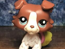 LPS #1542 Red Collie Aftermarket Littlest pet shop ACCESSORY FAST SHIPPING🚚💨