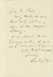 Andrew Wyeth - Autograph Letter Signed
