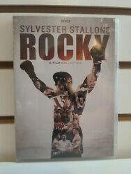 Rocky 6-film Collection 40th Anniversary Dvd