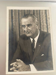 Rare Book From The White House Lbj 1966