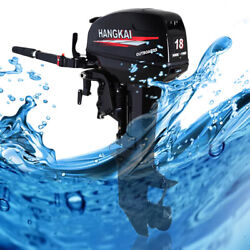 Hangkai 18hp 2 Stroke Outboard Motor Boat Engine Water Cold+cdi System 6000r/min