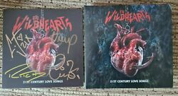 The Wildhearts. 21st Century Love Songs. Fully Signed Cd Very Rare. Brand New.