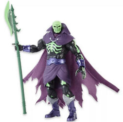 Masters Of The Universe Masterverse Revelation Scare Glow Action Figureandnbspin Hand