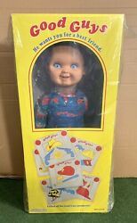 Trick Or Treat Studios Chucky Good Guy Doll - Life Size Childs Play 2 - New Wow