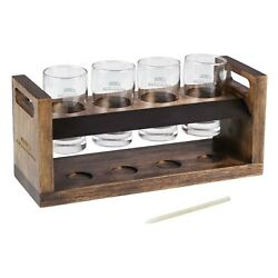 Nfl Seattle Seahawks 4 Oz. Glass Beer Craft Glass Set W Box 4 Pieces