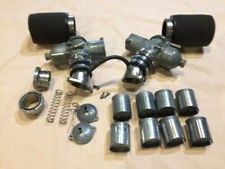 Norton Commando Ahrma Amal 34mm 1000 Series Carb Kit With Special Manilows