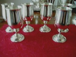 Old Master By Towle Sterling Silver Wine/ Water Goblet