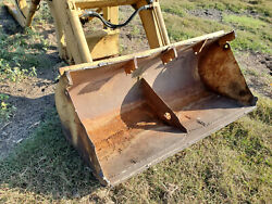 Ford 2000 Industrial Tractor Loader, Front Hydraulic Pump, Valve, Mounts