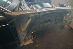 Front Right Render Rail Frame Horn Apron Metal Body Cut Bentley Arnage T 2002
