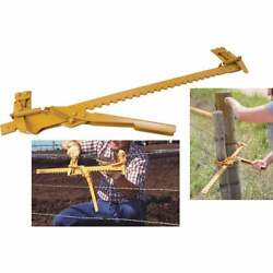 Goldenrod Ratchet Fence And Wire Stretcher 400 Fence Tool Pack Of 6