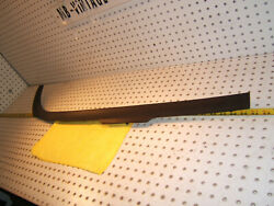 Mercedes W111w110w112 Sedans Only Plastic Right Long Above Dash 1 Cover Only