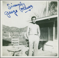 George Superman Reeves - Autographed Signed Photograph