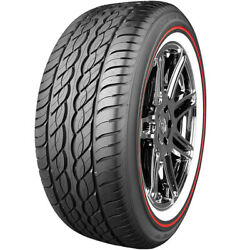 4 Tires Vogue Tyre Custom Built Radial Xiii Sct 305/35r24 112h All Season Red