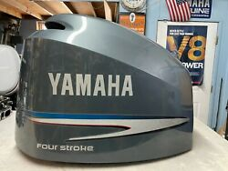 Yamaha Outboard, Top Cowling For 4-stroke F250 Hp 3.3 L. - Stk 9249