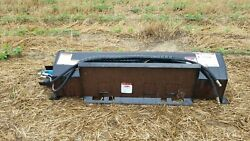 72 Skid Steer Hydraulic Tiller 2020 New With Couplers