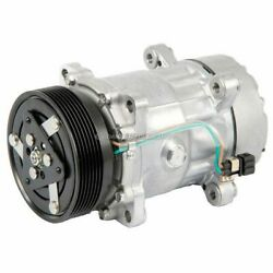 For Volkswagen Eurovan 2001 2002 2003 Oem Ac Compressor And A/c Clutch Tcp