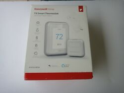 Honeywell Home T9 Wi-fi Smart Thermostat With Roomsmart Sensor - White Rcht9610