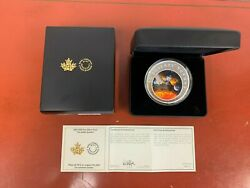 Canada 5 Oz. Pure Silver Coin - The Solar System - Mintage 1,250 2021