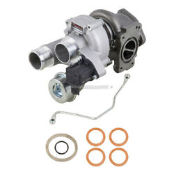 For Mini Stigan High Performance Turbo Turbocharger W/ Gaskets And Oil Line