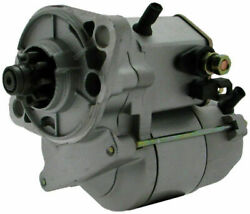 New Starter Compatible With Kubota Tractor L3130 L3300 L3400 L3410 3430 18145