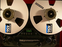 Teac X-2000m Reel To Reel Tape Deck Recorder Serviced And 30 Day Guarantee