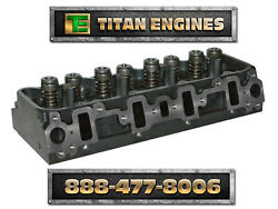 Gm Fits Chevrolet Chevy 6.5 New Diesel Cylinder Head With Valves And Springs
