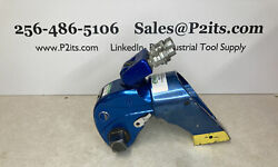 Hytorc 3mxt Hydraulic Torque Wrench 480-3230 Ft. Lbs. 21193