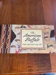 2001 American Buffalo Coin And Currency Set Unopened