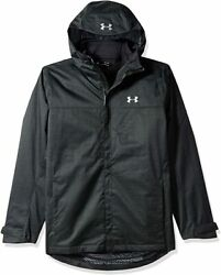 Menand039s Under Armour Porter Coldgear 3 In 1 Jacket Black Size Xl 1300663