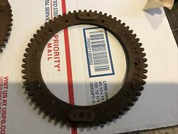 Cleveland Motorcycle Corbin Brown Speedometer Drive Ring Gear. 64 Tooth, 1922