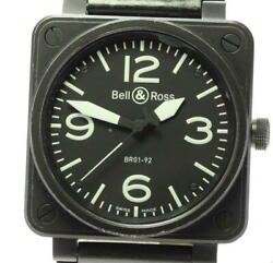Bell And Ross Heritage Br-01-92 Self-winding Men's Other Hand Tools