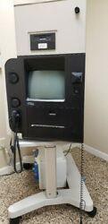 Humphrey Visual Field Analyzer Model 607 With Electric Table Works Perfectly.