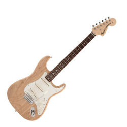 167823 Fender Made In Japan Heritage 70s Stratocaster Rw Nat Electric Guitar