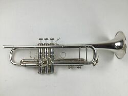 Used Bach 72 Bb Trumpet Sn 685096