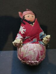 1920and039s Russian Pincushion Doll Antique Doll Vintage