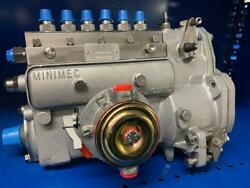 Ford 9000 9600 Fuel Injection Pump Simms P4784-6a D7nn9a543l No Core Charge
