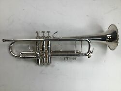 Used Bach 37 Bb Trumpet Sn 630145