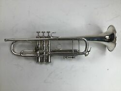 Used Bach 37 Bb Trumpet Sn 83655