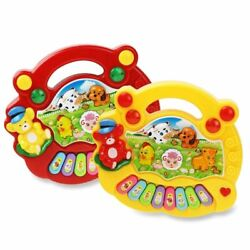 Instrument Musical Instruments Toy Animal Farm Piano Music Toy Electronic Organ