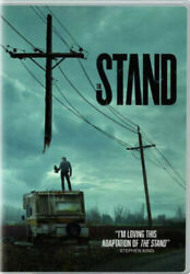 Stand 2020 Limited Series Dvd