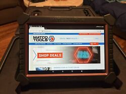 Matco Max Flex Scan Tool And Adapter Kit With Free 1 Month Subscrption