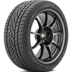 4 Tires Continental Extremecontact Dws 06 Plus 255/40zr19 100y Xl As Performance