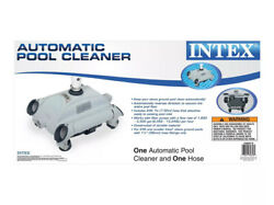 Intex Automatic Pool Vacuum Cleaner For Above-ground Pools Open Box