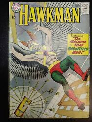 Hawkman 4 1964 1st Appearance Of Zatanna Vf. Never Pressed Or Cleaned Hot